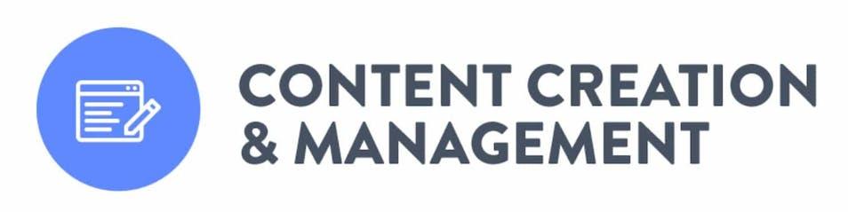 Content Creation & Management