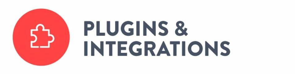 PLUGINS & INTEGRATIONS